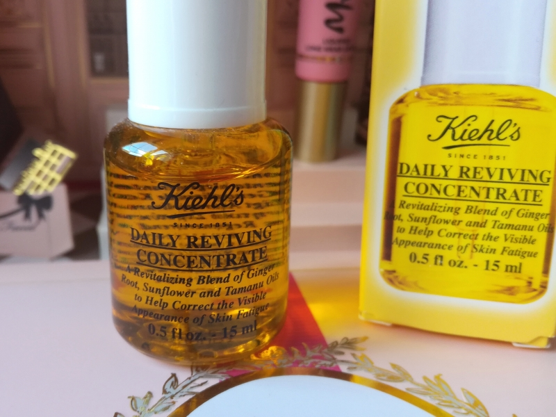 Swatch Daily reviving Concentrate, Keihl's