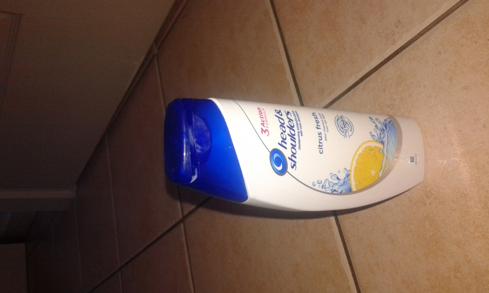 Swatch Shampooing antipelliculaire Citrus Fresh - 300 ml, Head & Shoulders