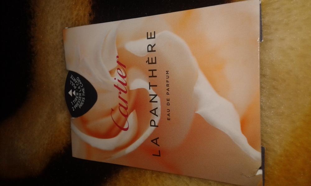 Swatch La Panthère - Eau de Parfum, Cartier