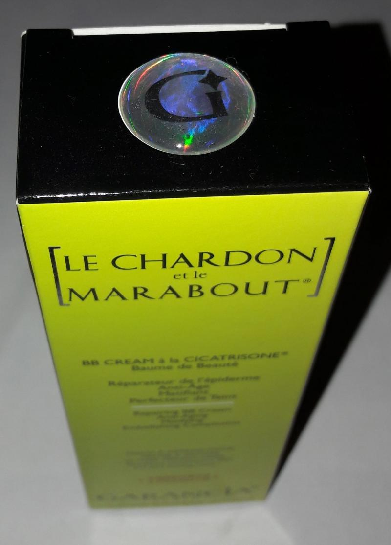 Swatch Le Chardon et le Marabout - BB cream à la Cicatrisone, Garancia