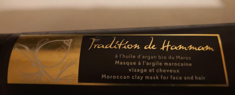 Swatch Masque à l'Argile Marocaine Visage et Cheveux - Tradition de Hammam, Yves Rocher
