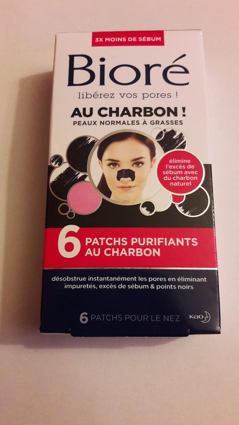 Swatch Patch nez et visage, Bioré