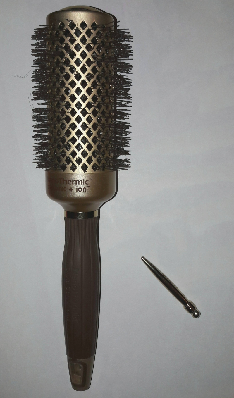 Swatch Brosse à Brushing, Olivia garden