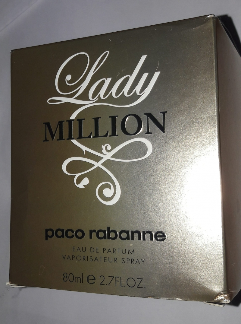 Swatch Lady MILLION, Paco Rabanne
