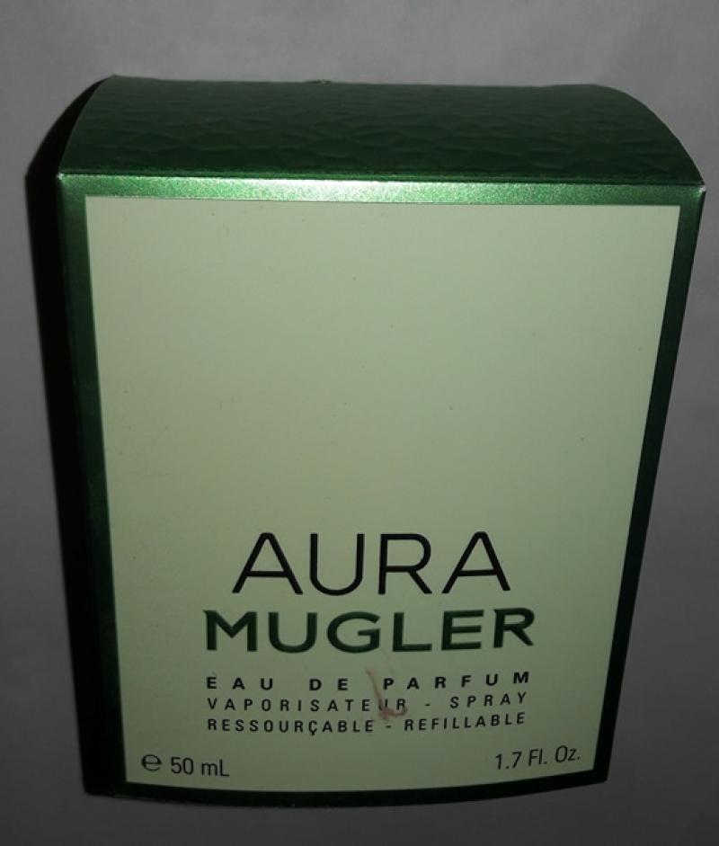 Swatch AURA, Mugler