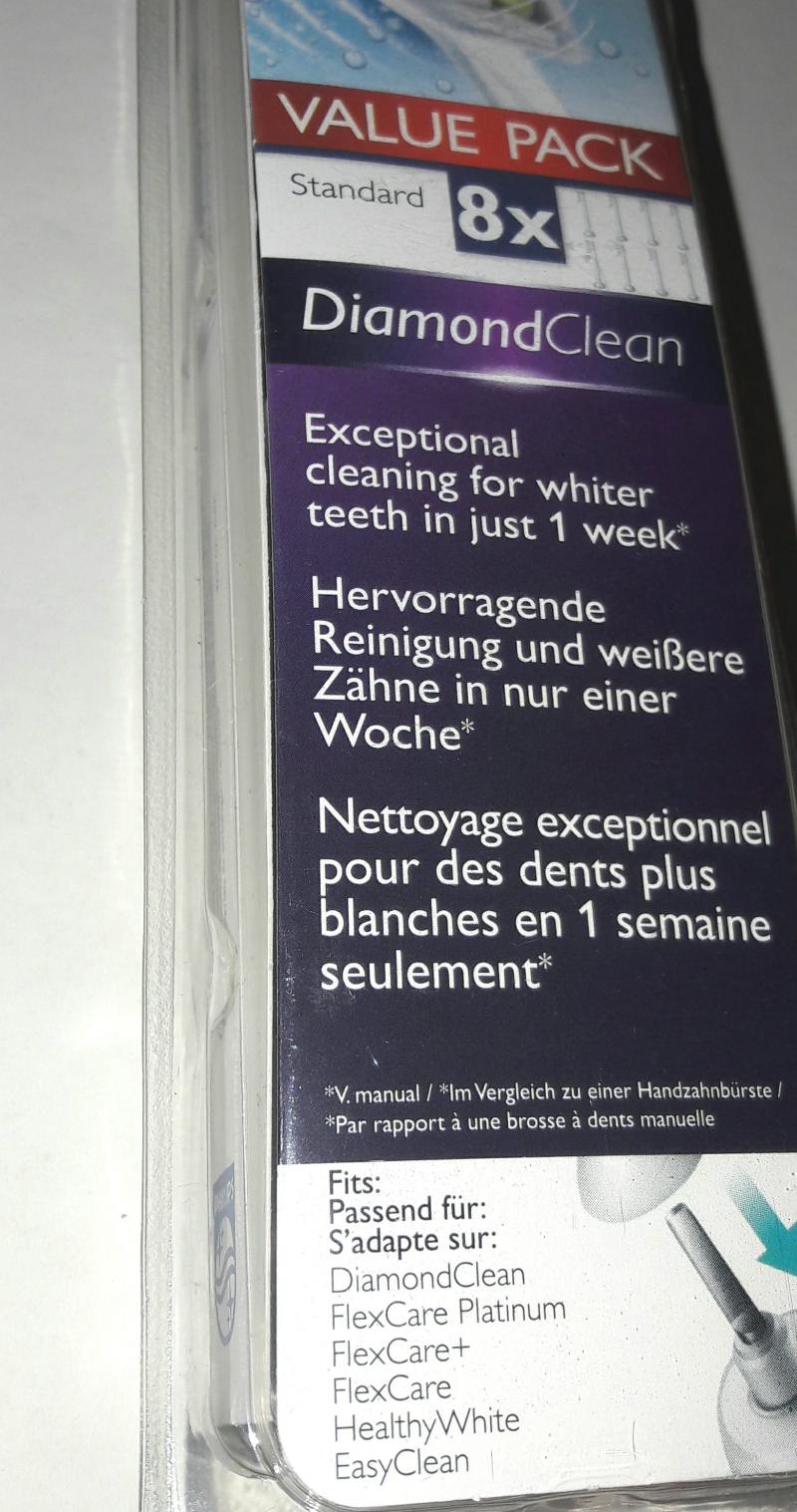 Swatch Philips - HX9352/04 - Brosse à Dents Rechargeable Diamondclean, Philips