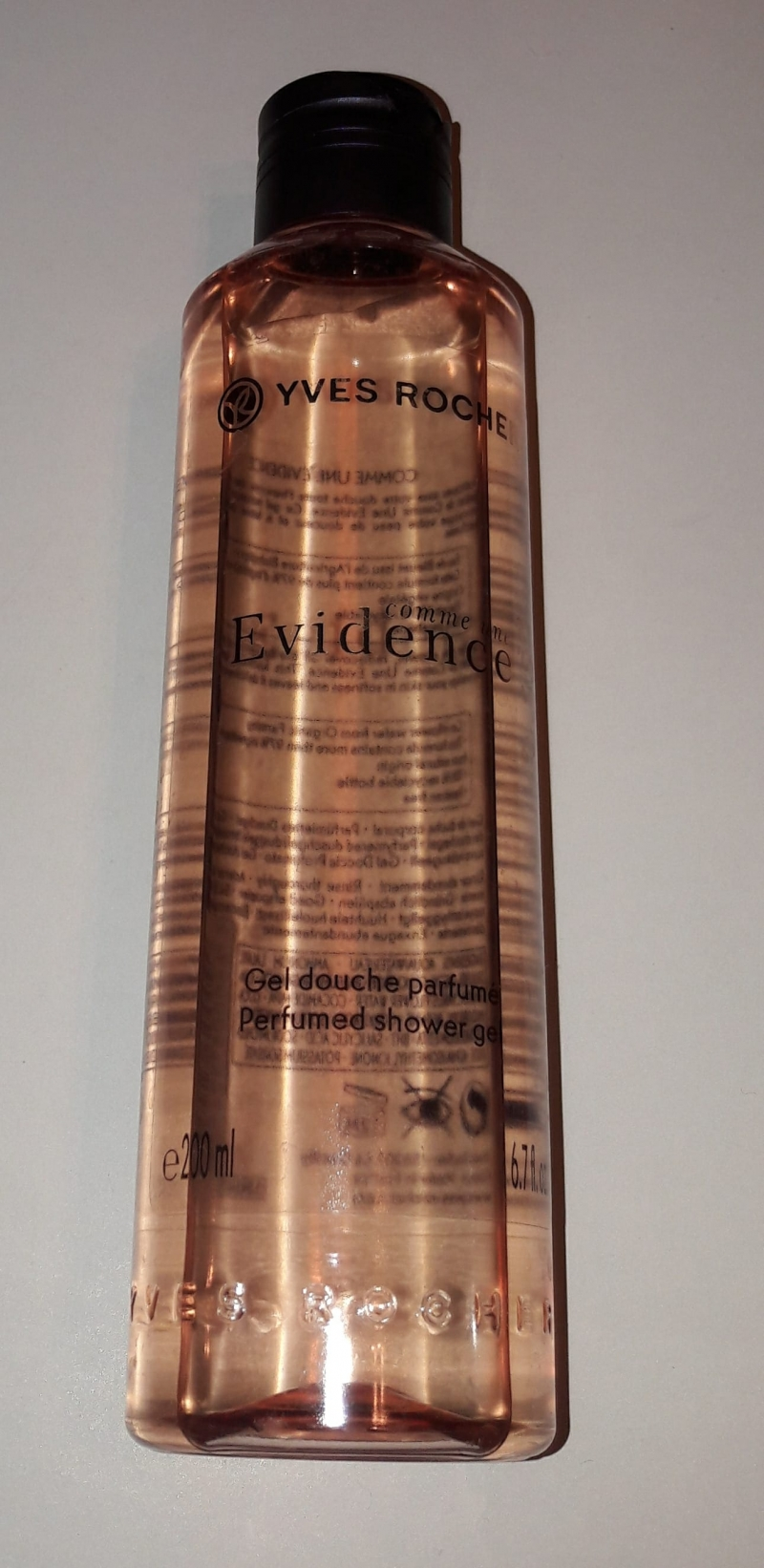 Swatch Comme Une Evidence - Gel Douche Parfumé, Yves Rocher