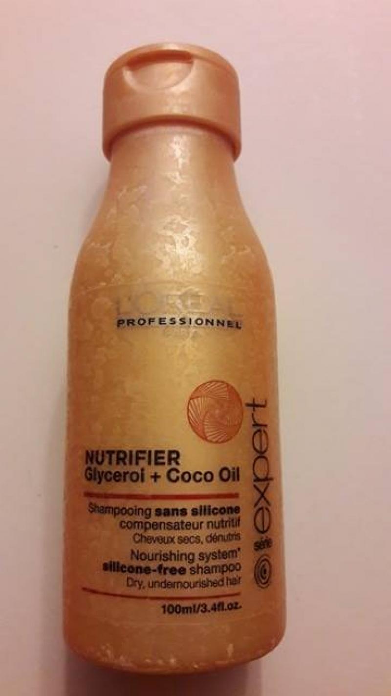 Swatch NUTRIFIER SHAMPOOING, L'Oréal Professionnel