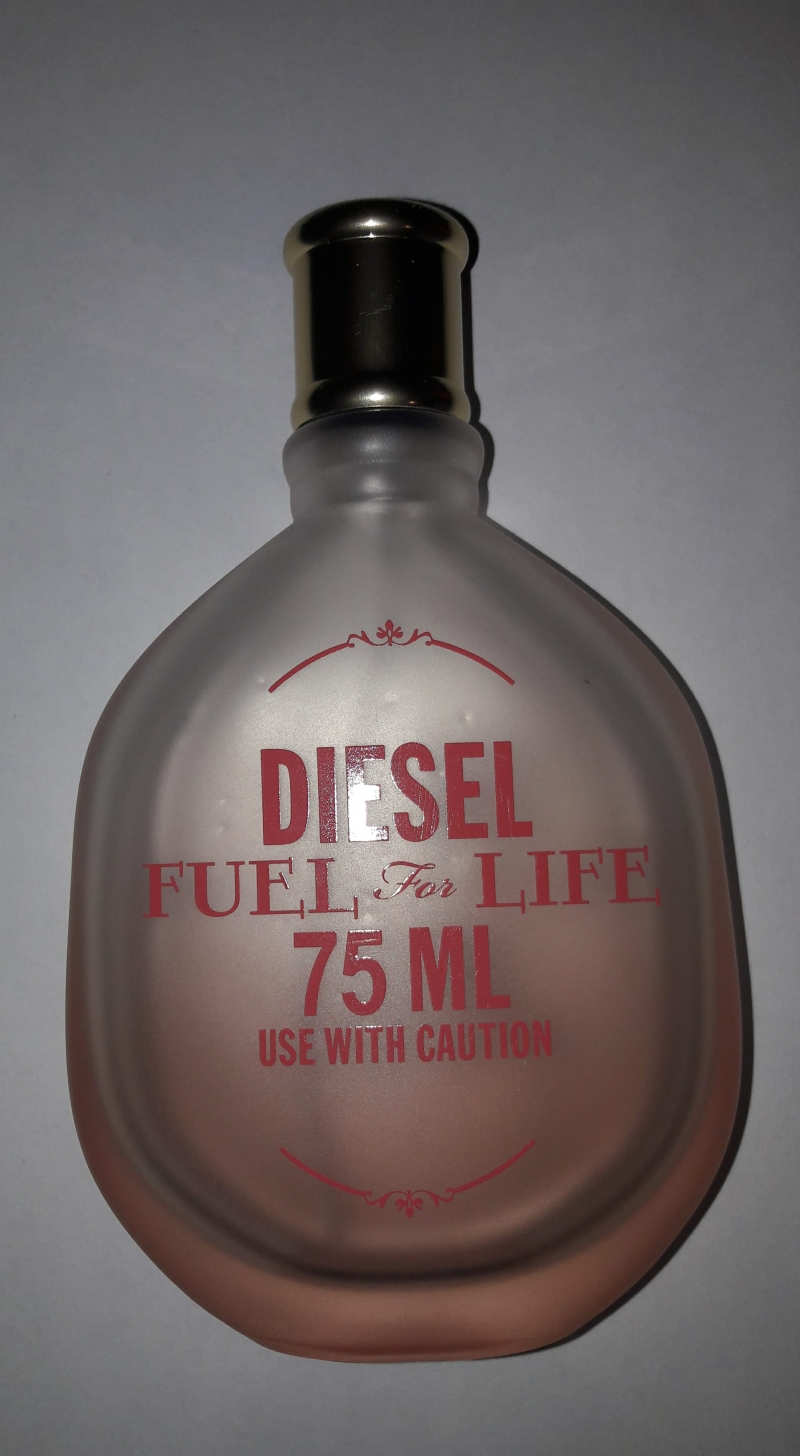 Swatch Fuel for life, Diesel