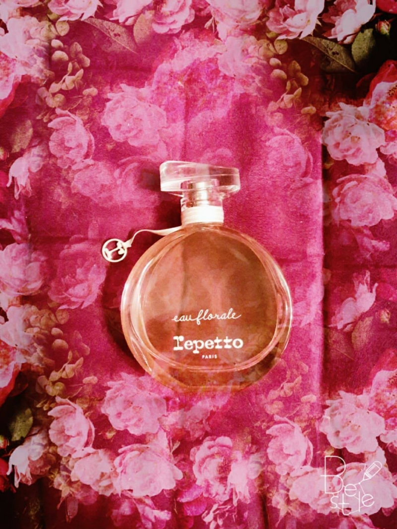 Swatch Eau Florale, Repetto