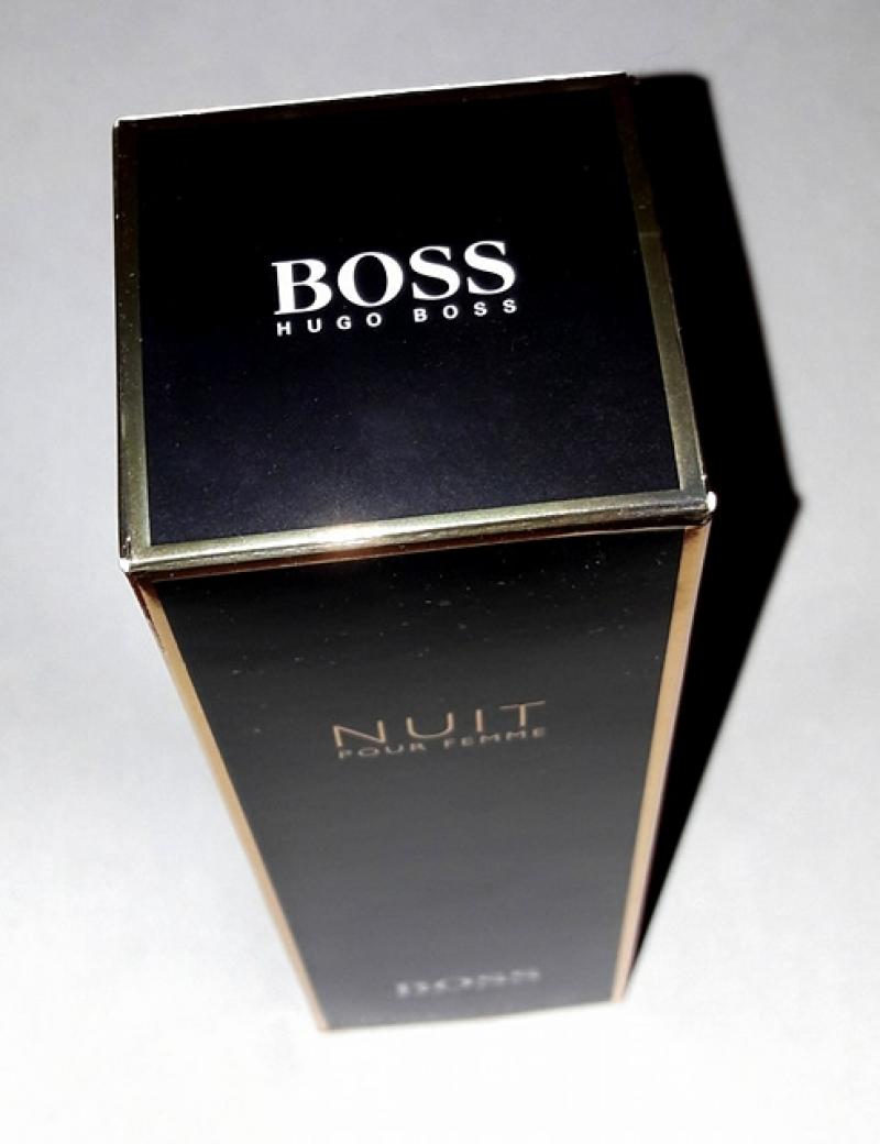 Swatch Boss nuit, Hugo Boss