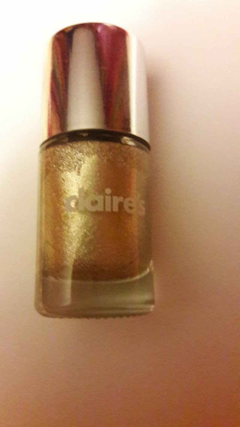 Swatch Vernis, Claire's