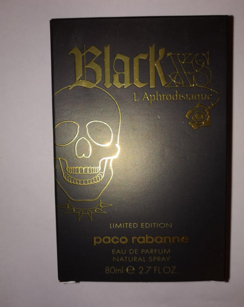 Swatch Black XS pour Elle - Eau de Toilette, Paco Rabanne