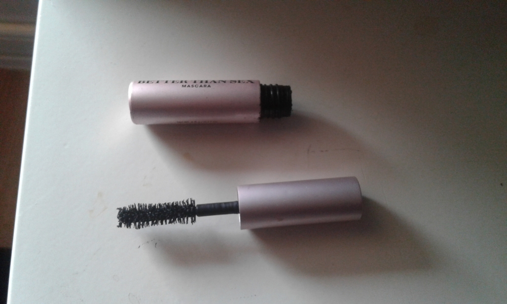 Swatch Better Than Sex Mascara, Too Faced