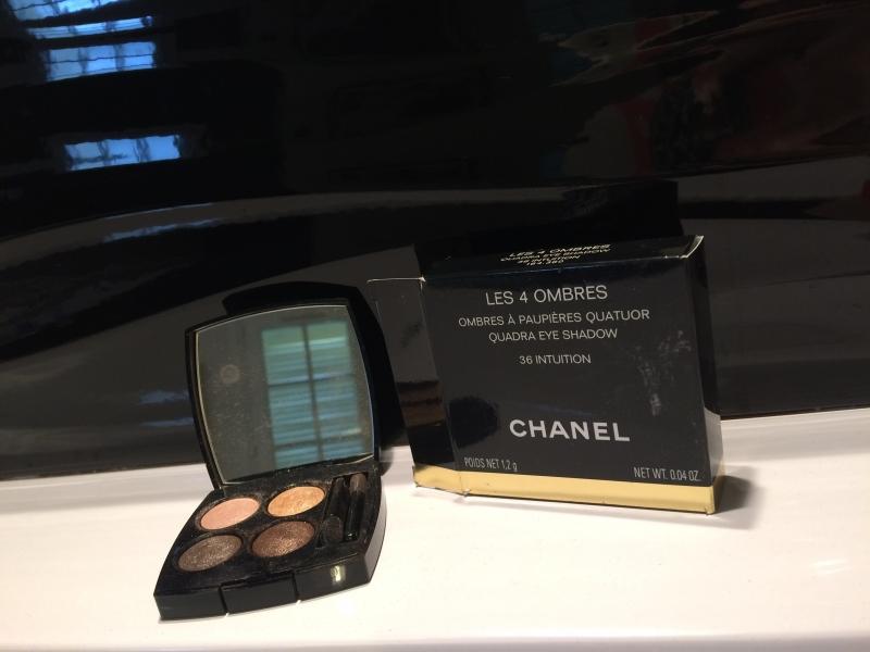 Swatch Les 4 Ombres - Ombre à paupières, Chanel