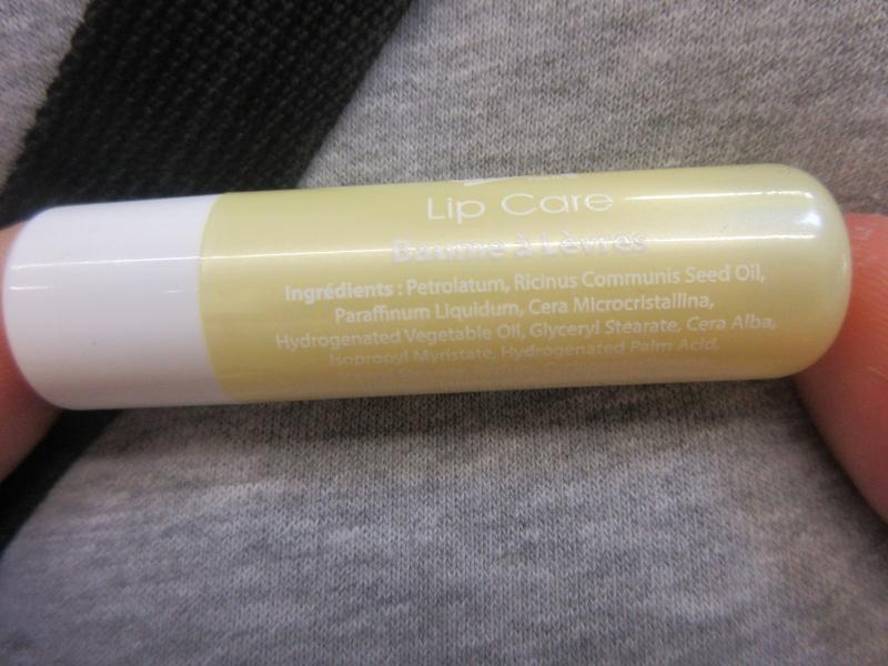 Swatch Lip Care baume à lèvre, Gloss Paris