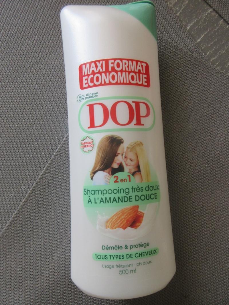 Swatch Shampoing très doux à l'amande douce, Dop