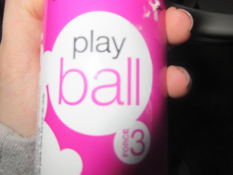 Swatch Play ball, L'oreal professionel paris