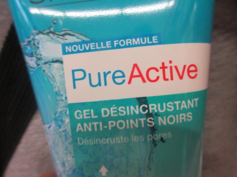 Swatch Nettoyant Profond 3 en 1 - Pure Active, Garnier