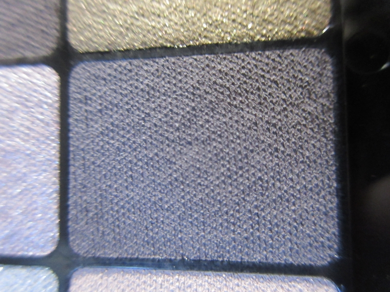 Swatch Palette The Rock Nudes, Gemey-Maybelline