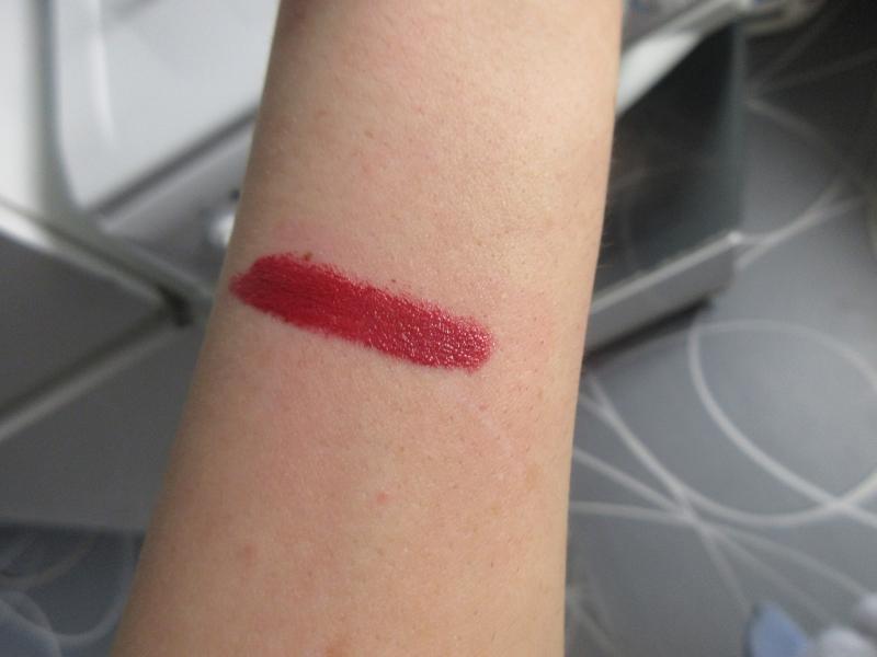Swatch Fashion Make Up Lipstick, Fashion Make-Up