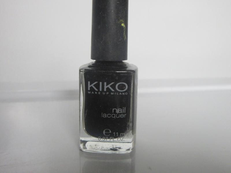 Swatch Sugar Mat Nail Lacquer, Kiko