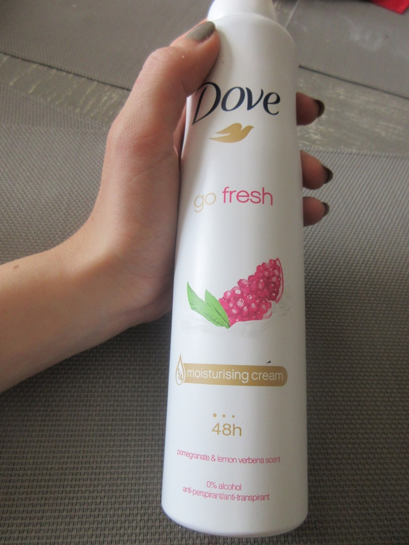 Swatch Dove go fresh, Dove