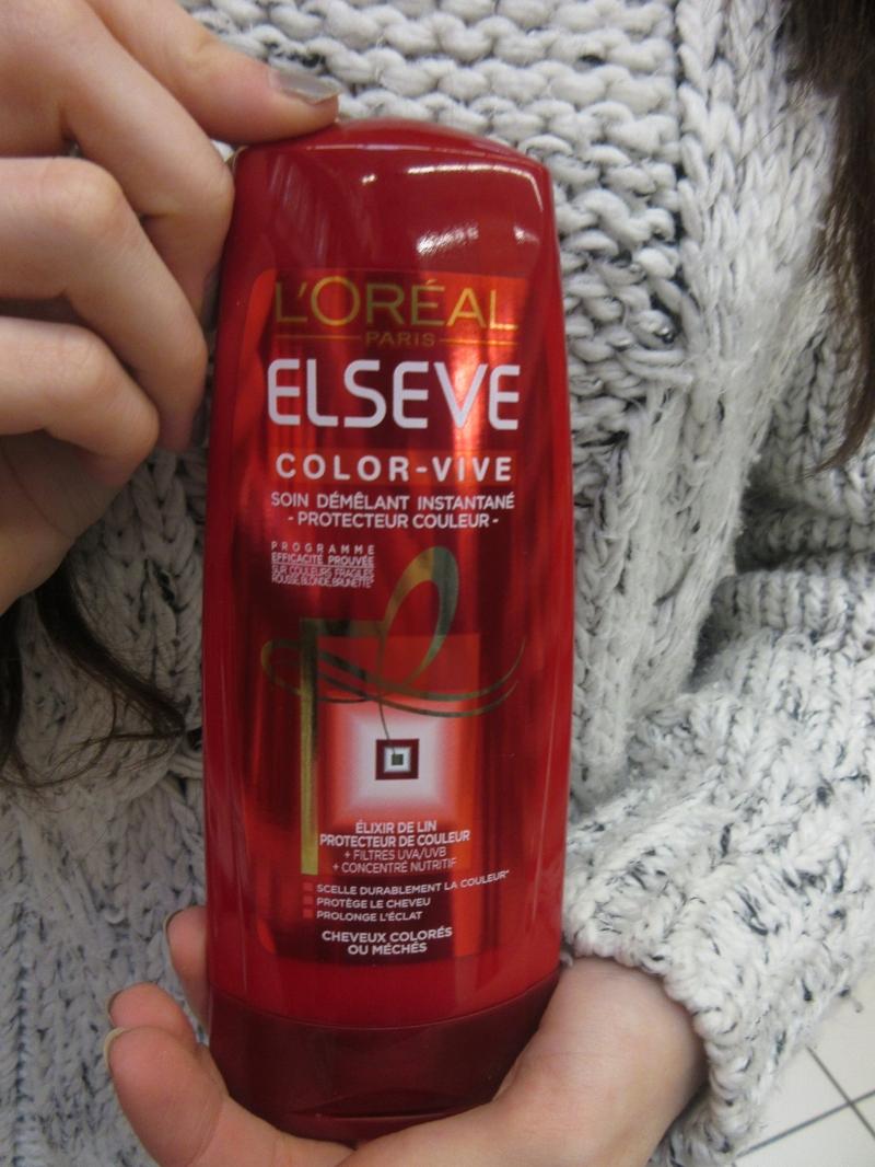 Swatch Elseve / Color vive, Elsève