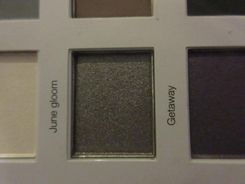 Swatch Overcast filter, Sephora