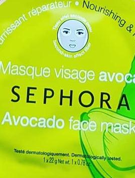 Swatch Kit 7 Masques Tissus, Sephora