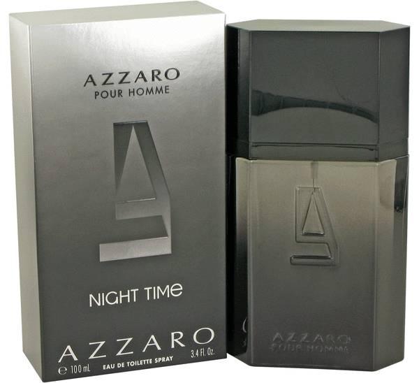Azzaro Pour Homme Night Time Eau de Toilette, Azzaro - Infos et avis