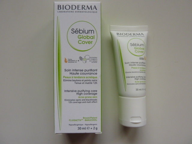 Swatch Sébium Global Soin Intense Purifiant, Bioderma