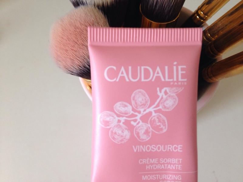 Swatch Vinosource Crème Sorbet Hydratante, Caudalie