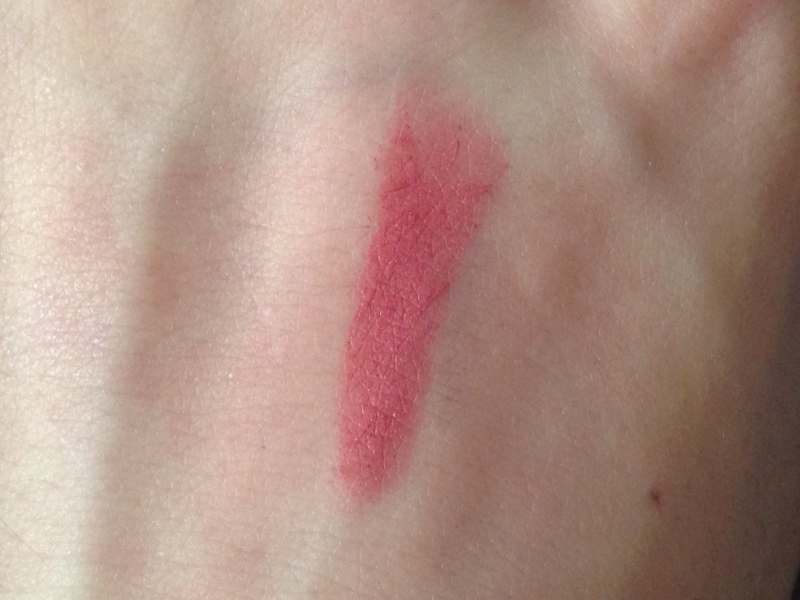 Swatch Rouge Edition, Bourjois