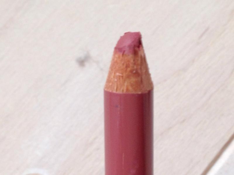 Swatch Lèvres Contour, Bourjois