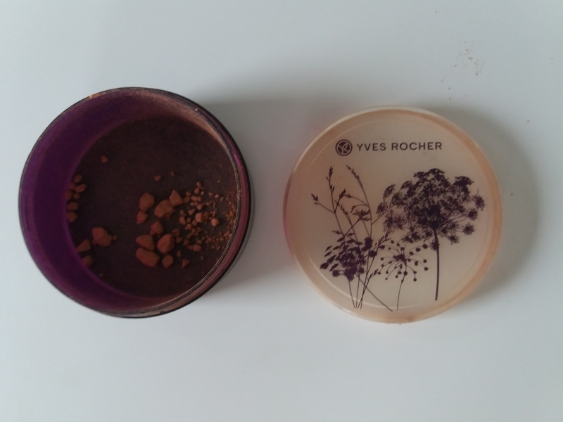 Swatch Poudre libre, Yves Rocher