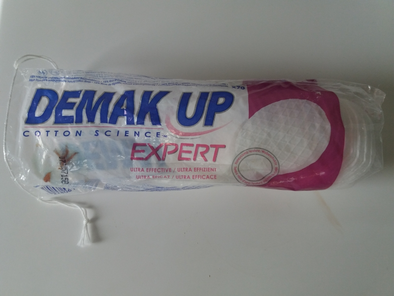 Swatch Demak'up Expert Coton à Démaquiller, Demak'Up