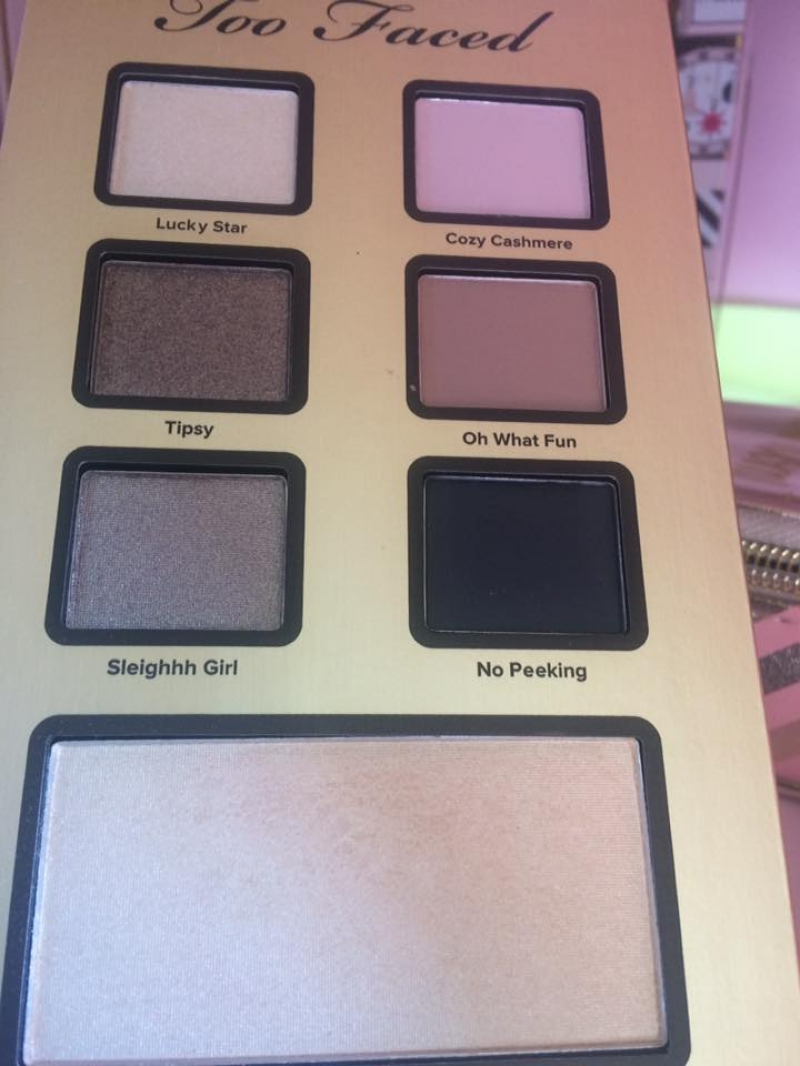 Swatch Coffret Best Year Ever 2018, Too Faced