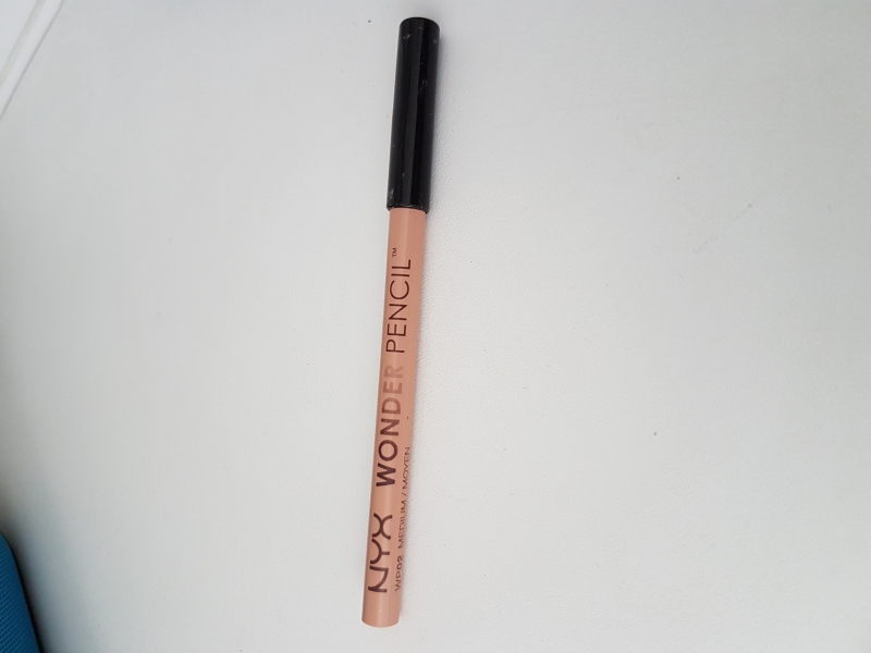 Swatch NYX Professional Makeup Wonder Pencil 1g, NYX