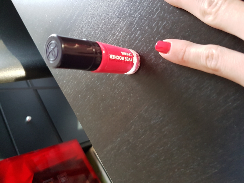 Swatch LE VERNIS, Yves Rocher