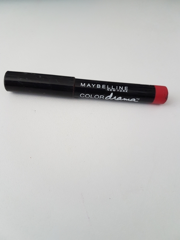 Swatch Color Drama, Maybelline New York