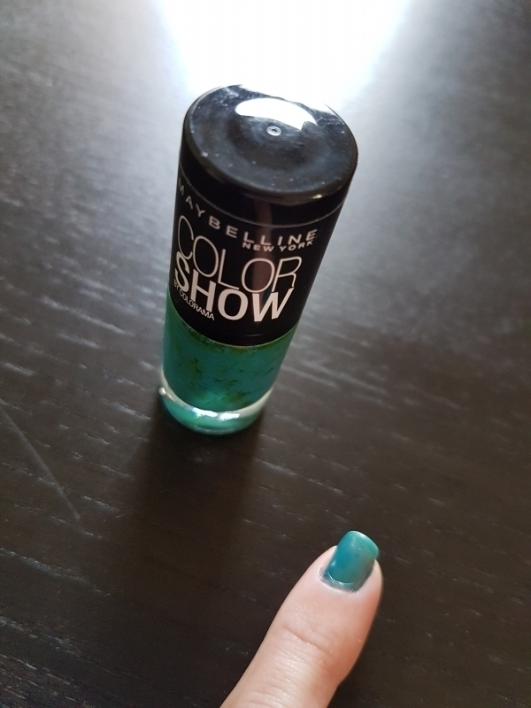 Swatch COLOR SHOW, Maybelline New York