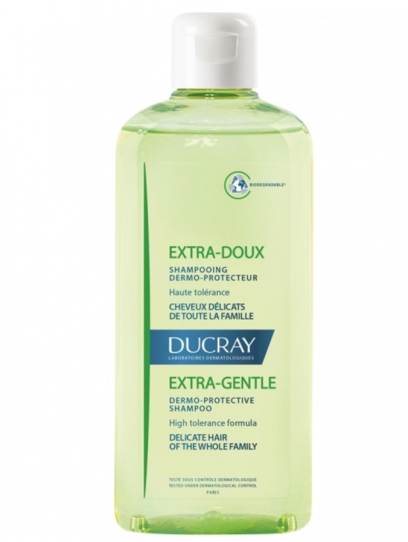 Swatch Ducray shampooing extra doux, Ducray