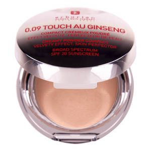 0.09 Touch au Ginseng - Poudre, Erborian : Team Vanity aime !