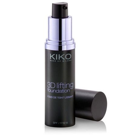 3D Lifting Foundation SPF 15, Kiko : Team Vanity aime !