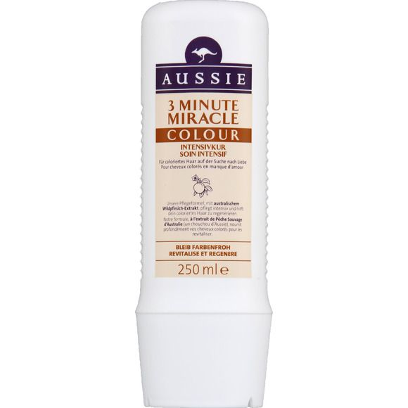 3 Minute Miracle - Colour - Soin Intensif, Aussie : Team Vanity aime !