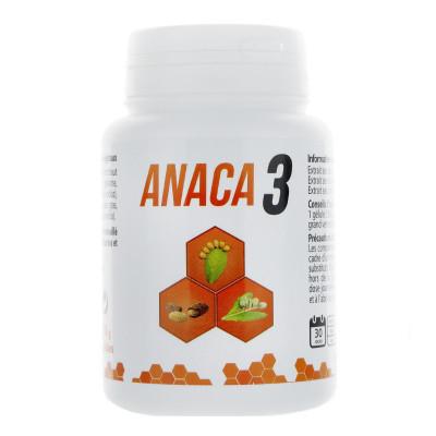 Perte de poids Anaca 3, Anaca 3 - Infos et avis