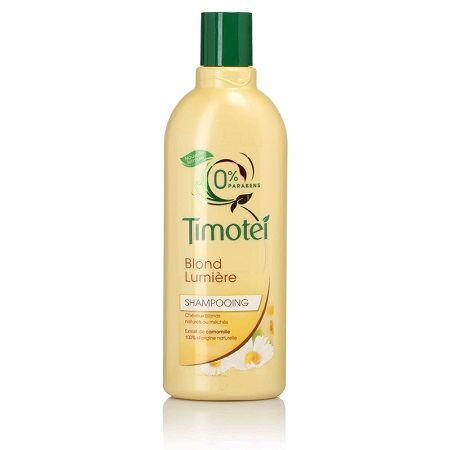 Après-Shampoing blond lumière, Timotei - Infos et avis