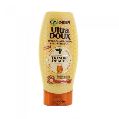 Après-shampooing Reconstituant Trésor de Miel, Garnier - Infos et avis