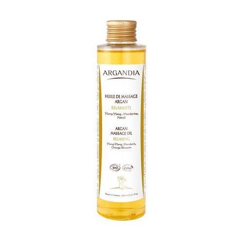 Huile de Massage Argan Relaxante, Argandia - Infos et avis